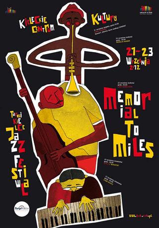 Kieleckie Centrum Kultury Muzyka Targi Kielce Jazz Festival - Memorial to Miles 2012