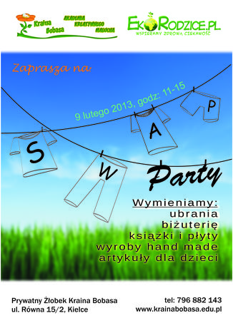 Kielce SWAP Party