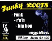 Klub Krockodyl Muzyka Funky Roots