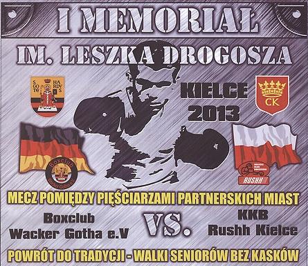 Galeria Korona Sport i Rekreacja I Memoriał im. Leszka Drogosza
