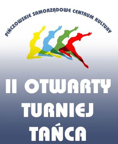Pińczowskie Samorządowe Centrum Kultury Taniec II Otwarty Turniej Tańca