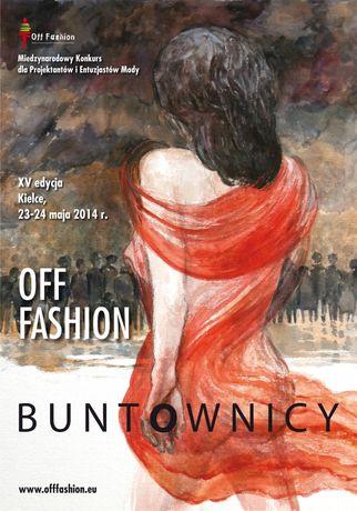 Kieleckie Centrum Kultury Moda Off Fashion - XV edycja