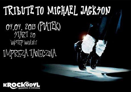 Klub Krockodyl Muzyka Tribute to Michael Jackson