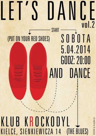 Klub Krockodyl Muzyka Let's Dance vol 2