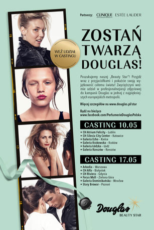 Galeria Echo Kielce Douglas Beauty Star 2014