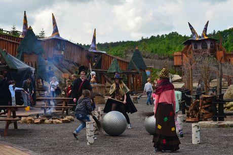 Park Jurajski, Bałtów Sport i Rekreacja Magiczny Dzień Dziecka w Bałtowie