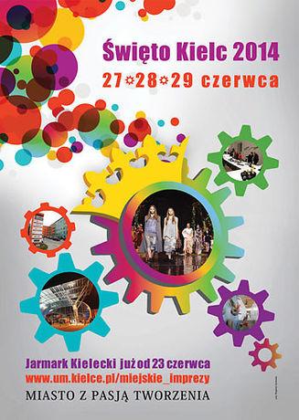 Rynek - Kielce Kielce Święto Kielc 2014