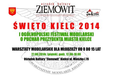 Ziemowit Kielce Warsztaty modelarskie