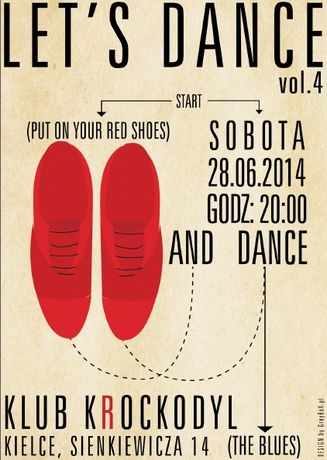 Klub Krockodyl Muzyka LET'S DANCE vol.4 @ KROCKODYL