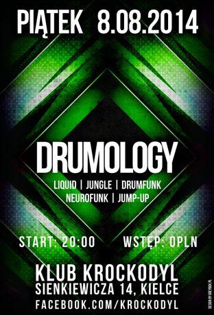 Klub Krockodyl Muzyka DRUMOLOGY by Mr.BuTToN @ KROCKODYL