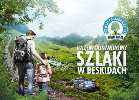 Polacy na szlaku - czy wiedz�, jak by� po stronie natury