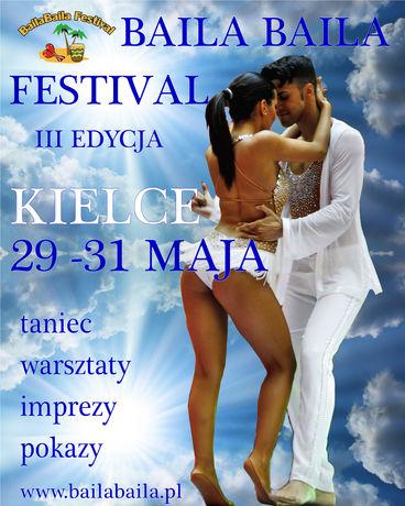 Grand Hotel Taniec Baila Baila Festival