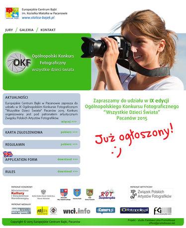 Europejskie Centrum Bajki Fotografia ,,Wszystkie Dzieci Świata