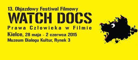 Muzeum Dialogu Kultur Cywilizacja 13. Objazdowy Festiwal Filmowy WATCH DOCS - Prawa człowieka w filmie