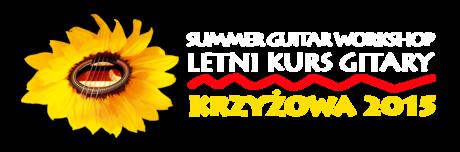 zobacz info Muzyka Międzynarodowy Konkurs Gitarowy Krzyżowa 2015 im. Jaremy Klicha