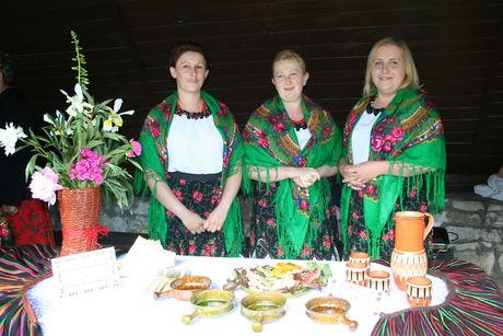 Centrum Edukacyjne - Szklany Dom Kuchnia VIII Konkurs na Najsmaczniejszą Tradycyjną Potrawę Powiatu Kieleckiego