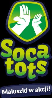 zobacz info Sport i Rekreacja Zajęcia ruchowe dla maluchów SOCATOTS