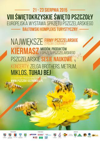 Park Jurajski, Bałtów Świętokrzyskie VIII Świętokrzyskie Święto Pszczoły