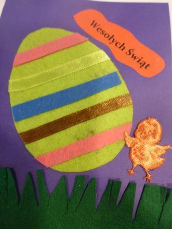 Europejskie Centrum Bajki Sztuki plastyczne Zaprojektuj ,,Kartkę Wielkanocną
