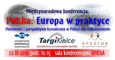 Perspektywy kszta�cenia cudzoziemc�w w Kielcach
