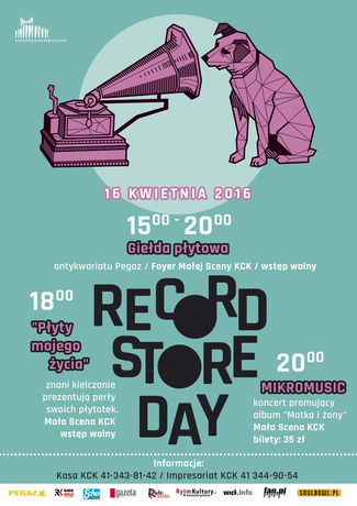 Record Store Day w KCK