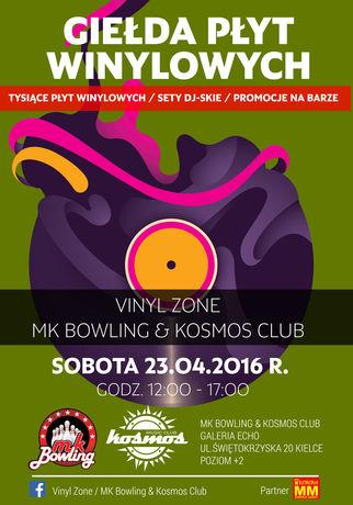 MK Bowling Muzyka Vinyl Zone/MK Bowling & Kosmos Club