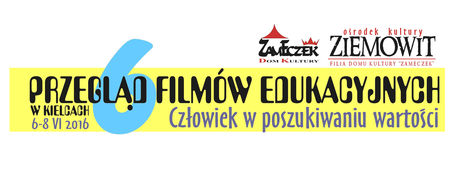 Ziemowit Kultura ''Człowiek w poszukiwaniu wartości'' - przegląd filmów edukacyjnych