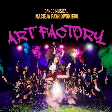 Pierwszy polski dance musical