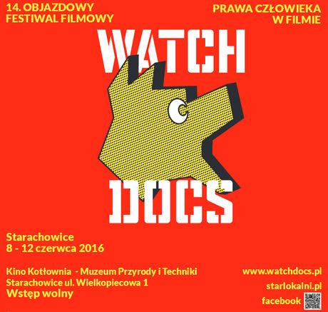 Watch Docs zaprasza do Starachowic