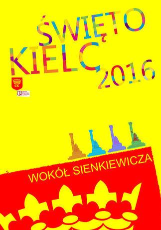 Park Miejski, Kielce Kielce Flaga Honorowa dla Kielc