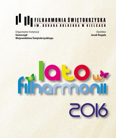 Filharmonia Świętokrzyska Muzyka Lato w Filharmonii
