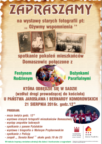 """zobacz info Świętokrzyskie Piknik """"Kulturalnie poruszeni"""