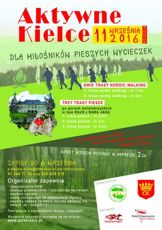 zobacz info Sport i Rekreacja Aktywne Kielce