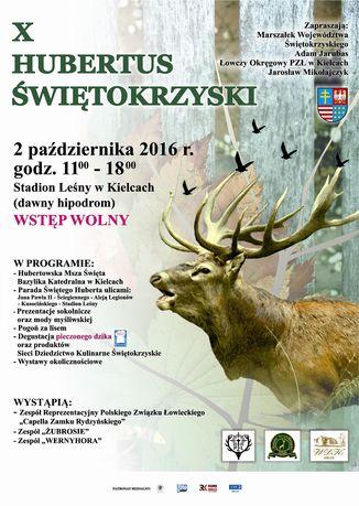 zobacz info Kielce X Hubertus Świętokrzyski