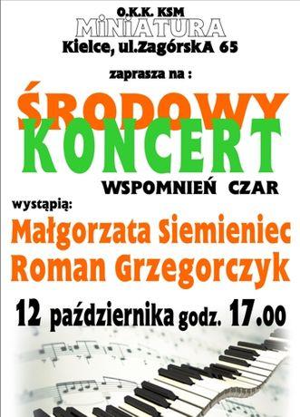 OKK Miniatura Muzyka Wspomnień czar - koncert