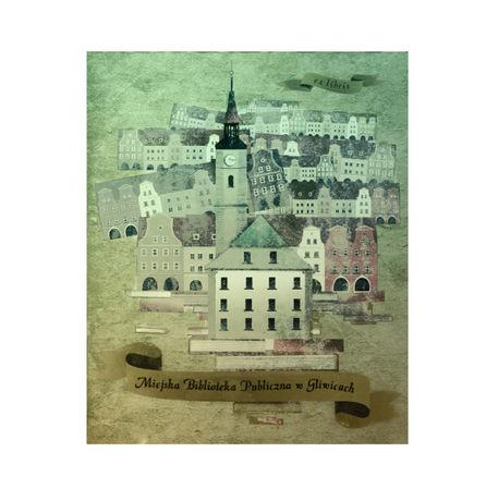 Biblioteka Uniwersytecka UJK Kultura Wystawa grafiki cyfrowej