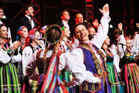 Kieleckie Centrum Kultury Taniec Mazowsze -