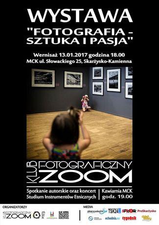 Miejskie Centrum Kultury, Skarżysko-Kamienna Kultura Fotografia - Sztuka i Pasja