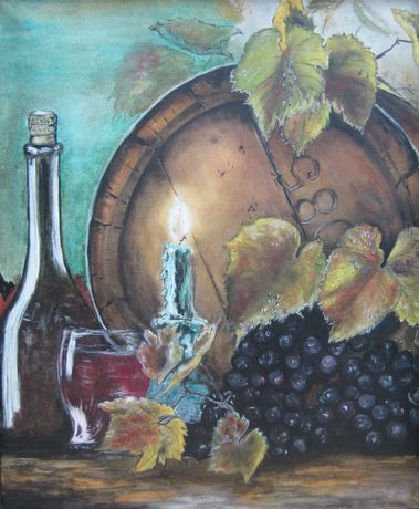 Słoneczko Sztuki plastyczne Malarstwo Marii Kowalczyk