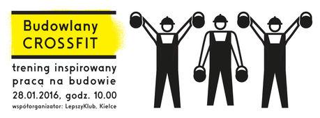 Institute of Design Kielce Cywilizacja Budowlany crossfit - warsztaty