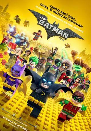 Helios Kino LEGO® BATMAN: Film