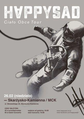 Miejskie Centrum Kultury, Skarżysko-Kamienna Muzyka Koncert HAPPYSAD