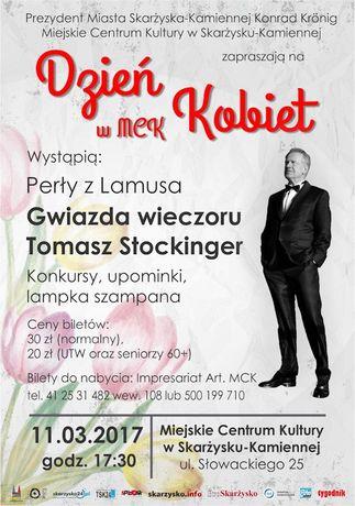 Miejskie Centrum Kultury, Skarżysko-Kamienna Muzyka Koncert na Dzień Kobiet