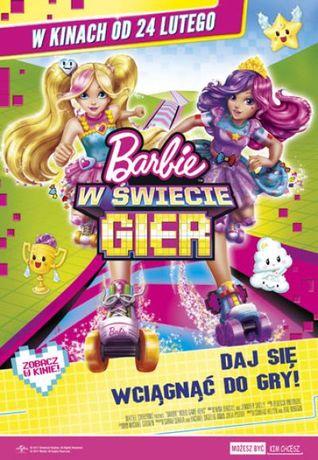 Helios Kino Barbie w świecie gier