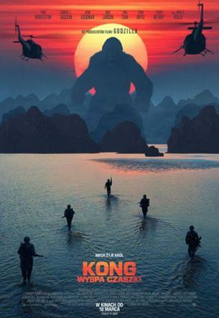 Helios Kino Kong: Wyspa czaszki