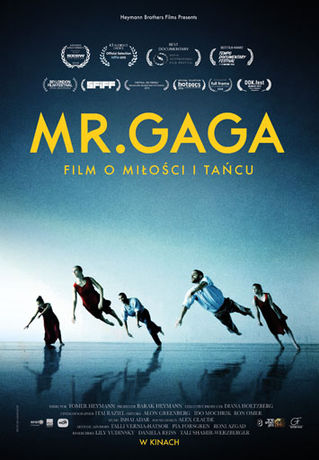 Kino Moskwa Kino Mr. Gaga