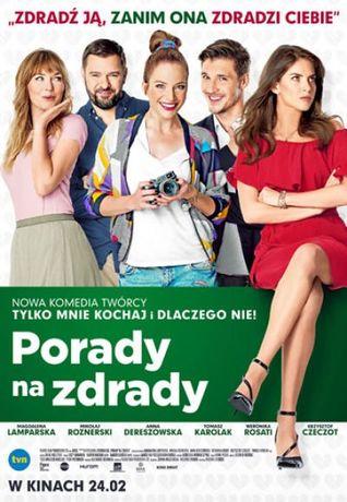 Helios Kino Porady na zdrady / Kino Kobiet