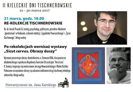zobacz info Kultura Rekolekcje Tischnerowskie i wernisaż wystawy