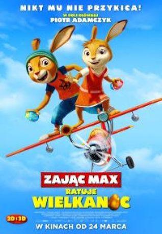 Helios Kino Zając Max ratuje Wielkanoc