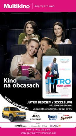 Multikino Kino Kino na obcasach: Jutro będziemy szczęśliwi